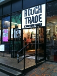Entrance to Rough Trade East